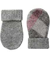 Burberry Kids - Needlepunch Mittens (Little Kids/Big Kids)