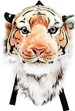 VIAHART Authentic Tigerdome Orange Bengal Tiger Backpack