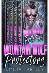 Mountain Wolf Protectors Complete Series: Books 1 - 4 Kindle Edition