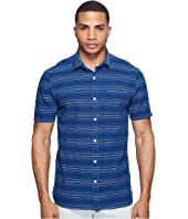 Jack Spade - Stripe Dobby Shirt