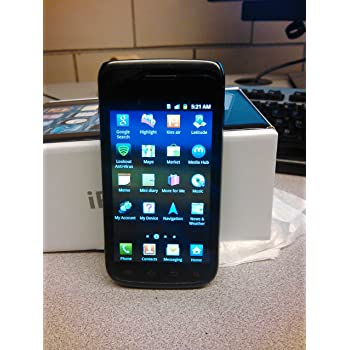 Samsung Galaxy Exhibit II 4G T679 Blue T-Mobile [Non-retail Packaging]