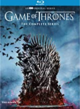 Game of Thrones: The Complete Seasons 1 to 8 (33-Disc Box Set)