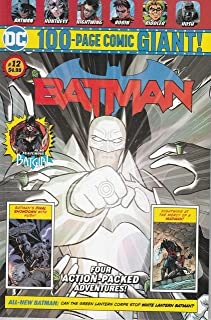 DC 100 Page Giant #12 Wal-Mart Exclusive BATMAN 2019 VF/NM