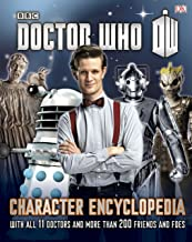 Best doctor who character encyclopedia Reviews