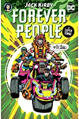 The Forever People by Jack Kirby (The Forever People (1971-1972)) Kindle Edition