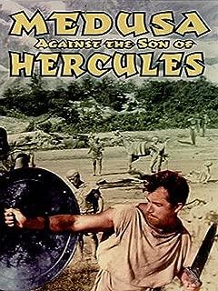 Medusa Against The Son Of Hercules