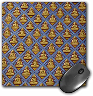 3Drose 8 X 8 X 0.25 Inches Mouse Pad Malaysia, Penang, Thai Buddhist Temple, Buddha, Cindy Miller Hopkins (mp_70848_1)