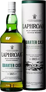 Laphroaig Quarter Cask mit Geschenkverpackung Whisky 1 x 1 l