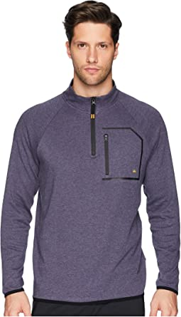 Technical Quarter-Zip Sweatshirt