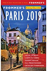 Frommer's EasyGuide to Paris 2019 Kindle Edition