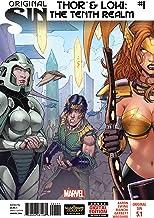 Original Sin: Thor & Loki The Tenth Realm #1