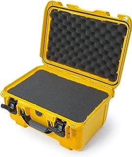 Nanuk 918 Waterproof Hard Case with Foam Insert - Yellow