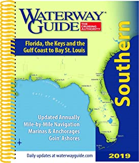Waterway Guide Southern 2019: Florida, the Keys and the Gulf Coast