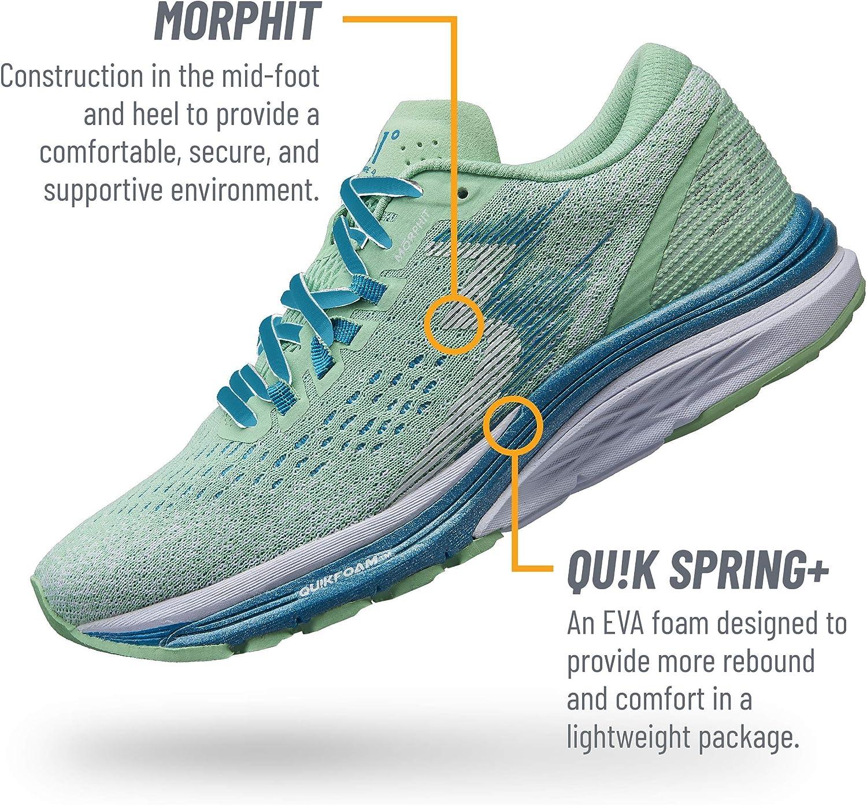 361 Degrees Women/'s Spire 4 High Performance Neutral Everyday Training Lightweight Running Shoe
