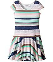 fiveloaves twofish - Savannah Dress (Little Kids/Big Kids)