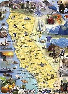 Best california jigsaw puzzles Reviews