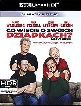 Dos padres por desigual [Blu-Ray 4K] [Region Free]
