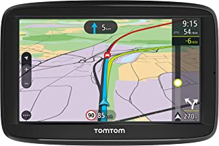 TomTom  Car Sat Nav VIA 52, 5 Inch with Handsfree Calling, real-time traffic updates via Smartphone, Australia, New Zealand and Southeast Asia Maps, Resistive Screen
