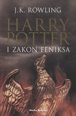 Harry Potter i Zakon Feniksa (czarna edycja)