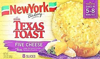 New York Texas Toast, 5 Cheese, 13.5 oz (Frozen)
