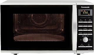 Panasonic 27L Convection Microwave Oven(NN-CD674MFDG,Silver, Rotisserie)