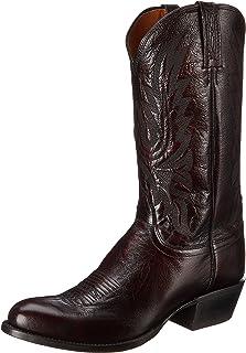 حذاء رجالي ماركة لوكيسي بووتميكر كارسون بي سي لونستار كاوبوي