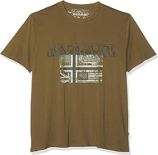 Sawy New Olive Green Camiseta para Hombre