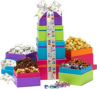 Best birthday food basket delivery Reviews