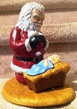 Roman, Inc. Kneeling Santa Christmas Figurine