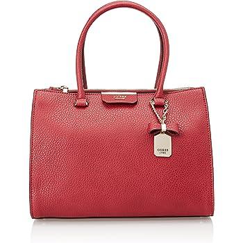 Guess Damen Top Handle Tasche, 13 x 23.5 x 31 cm