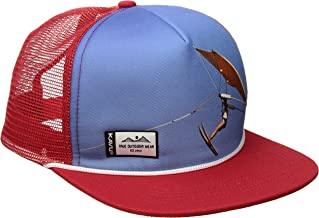 KAVU Above The Lid Fishing Hat, Sky Wingman, One Size
