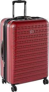 Delsey Paris 00205882404 Children's Hardside Luggage, Red, 78 Centimeters