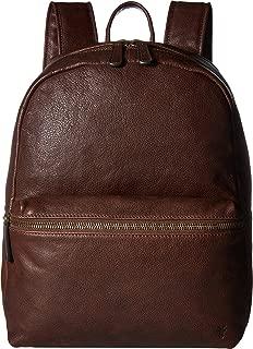 Frye Men's Dylan Backpack Dark Brown One Size