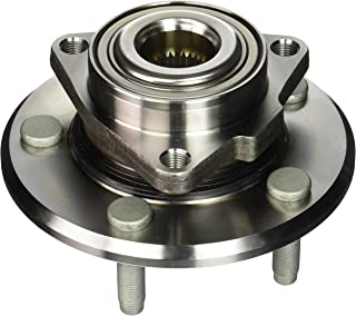Timken HA500100 Axle Bearing and Hub Assembly