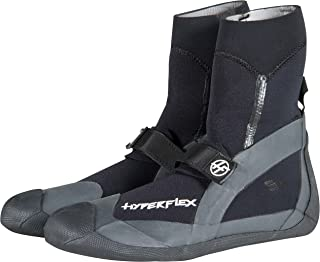 Hyperflex Pro Series Round Toe Surfing Boots - Available in 3MM,  5MM or 7MM – Keep Warm,  Feels Like Your Barefoot