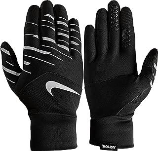 Nike Women's Printed Dry Tempo 360 Flash Running Gloves