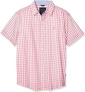Nautica N875155Q Camisa para Niños