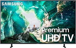 Samsung Flat 65-Inch 4K 8 Series UHD Smart TV with HDR and Alexa Compatibility - 2019 Model