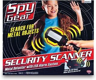 Spy Gear Security Scanner