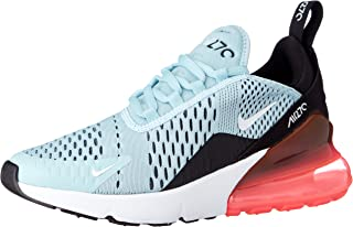 Nike Women's Air Max 270 Ocean Blis/Black/White AH6789-400 (Size: 6)