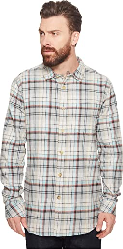 Billabong - Coastline Flannel Long Sleeve Top