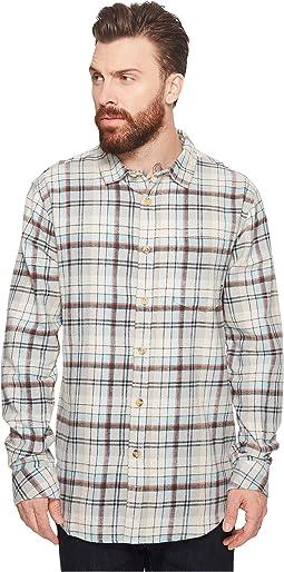 Billabong - Coastline Flannel Long Sleeve Top