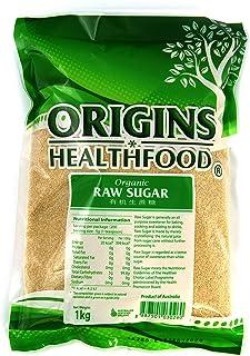 Origins Organic, Raw Sugar, 1kg