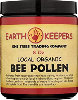 Earth Keepers, Bee Pollen, 8 Ounce