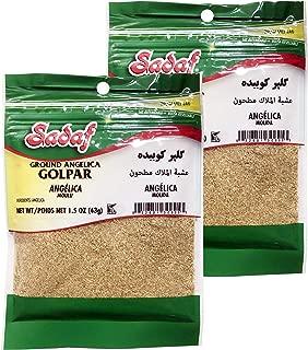 Sadaf Angelica Ground - Gol Par 1.5 oz. ( Pack of 2 )