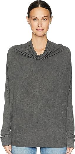 Fold Viscose Jersey Top