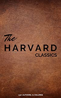 Harvard Classics (Dr. Eliot`s Five Foot Shelf - 51 Original Volumes + 20 Bonus Volumes)