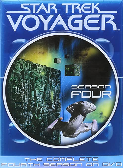 dvd most voyager