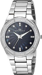 Oceanaut Women's Athena Quartz Watch with Stainless-Steel Strap, Silver, 21 (Model: OC0254)