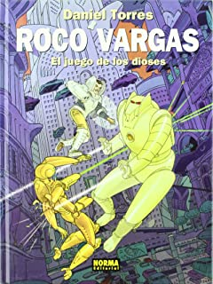 ROCO VARGAS 6  EL JUEGO DE LOS DIOSES (C. TORRES 11) (DANIEL TORRES)